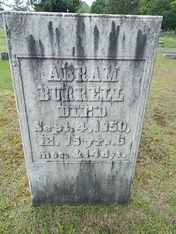 Abram Burrell