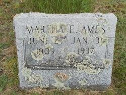 Martha E. Ames