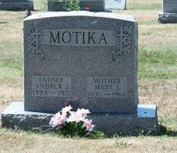Mary <I>Sklepko</I> Motika