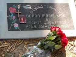 Donna Marie <I>Taylor</I> Kidd