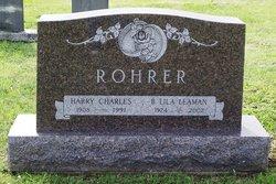 Harry Charles Rohrer