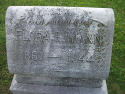 Flora E <I>Buchert</I> Mann