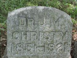 Dr John M. Christy