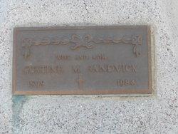 Gustine Mendina <I>Bjore</I> Sandvick