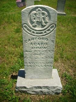 Sanford Shumway Agard