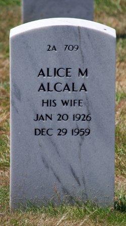 Alice Margaret Alcala