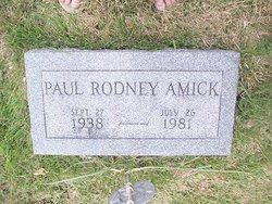 Paul R. Amick