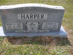 Cecille D. <I>Dixon</I> Harper