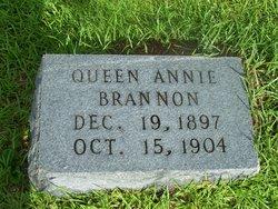 """Queen Anne """"Annie"""" Brannon"""