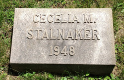 Cecelia <I>Mansur</I> Stalnaker