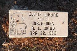 Cletis Wayne Wood