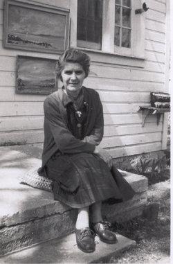 Mrs Aggie <I>Crowley</I> Latou