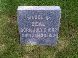 Mabel <I>Warthen</I> Deal