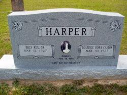 Beatrice Dora <I>Castor</I> Harper