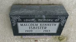 Malcolm Kenneth Isbister