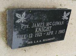 James McGowan Knight
