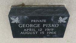Pvt George Pisko