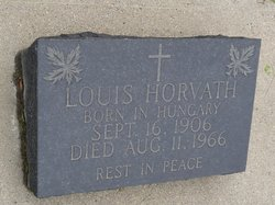Louis Horvath