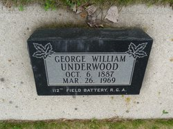 George William Underwood