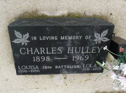 Louisa <I>Appleton</I> Hulley