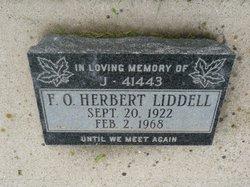 FO Herbert Liddell