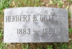 Herbert Blaine Gillespie