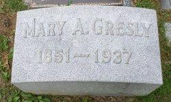 Mary Ann Gresly