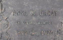 Anna <I>Michaels</I> Garay