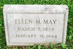 Ellen M. <I>Yinger</I> May