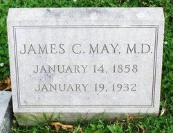 Dr James Calvin May