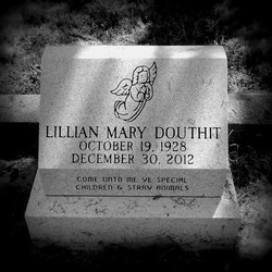 Lillian Mary Douthit