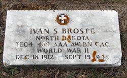 Ivan S Broste