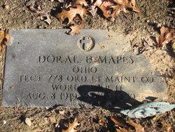 Doral Eugene Mapes