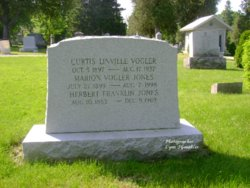 Curtis Linville Vogler