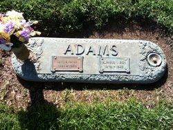 Lettie <I>Yates</I> Adams