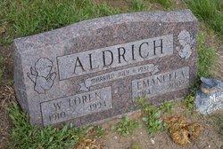 W Loren Aldrich