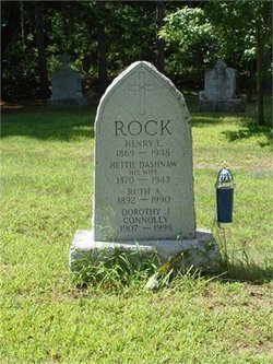 Dorothy J <I>Rock</I> Connolly