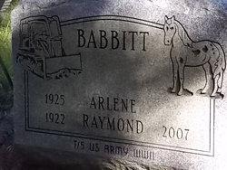 Raymond Babbitt