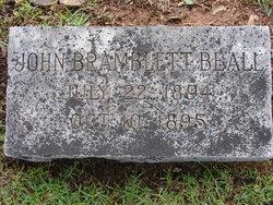 John Bramblett Beall