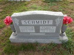 Clara Victoria <I>Adrian</I> Schmidt