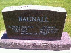 Florence <I>Noland</I> Bagnall