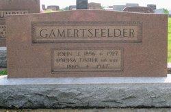 John J. Gamertsfelder