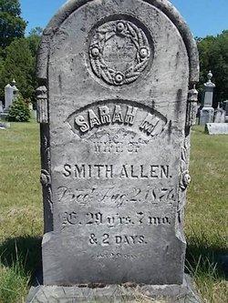Sarah M. Allen