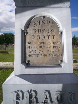 Avery Rufus Pratt