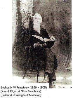 Joshua Henry Wilson Pumphrey