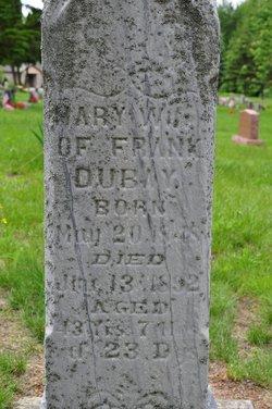 Mary <I>Jacques</I> Dubay