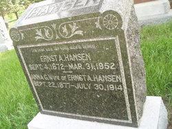 Anna G Hansen