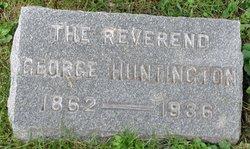 Rev George Huntington