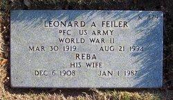 Leonard A Feiler