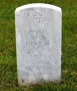 Philip Paul Filas, Jr